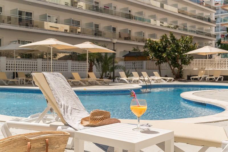 Piscina - Hotel Salou Beach**** | Salou | Pierre et Vacances