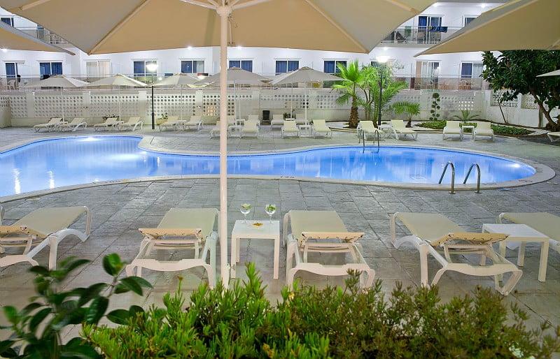 Piscina - Hotel Salou Beach****   Salou   Pierre et Vacances